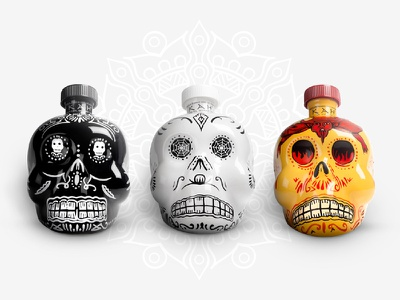 KAH Tequila identity web design product drink tequila kah