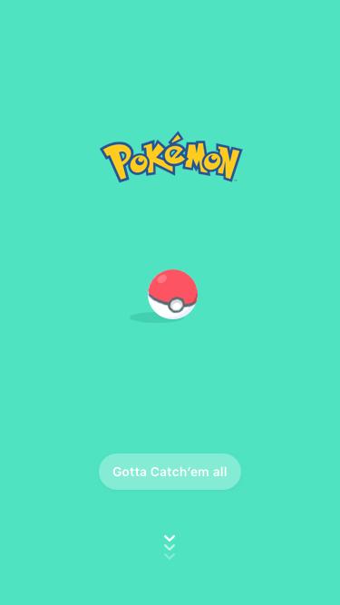 Pokemon splash