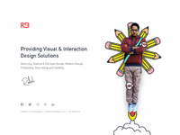 Rahul bhadauria promotional page