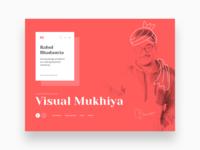 Personal portfolio exploration