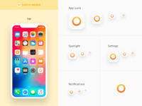 App icon presentation