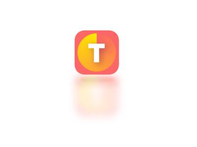 dailyui nº5 – Timer App Icon