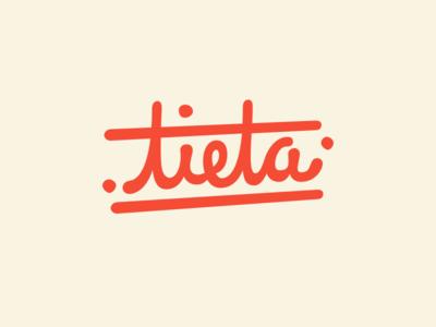 tieta lettering