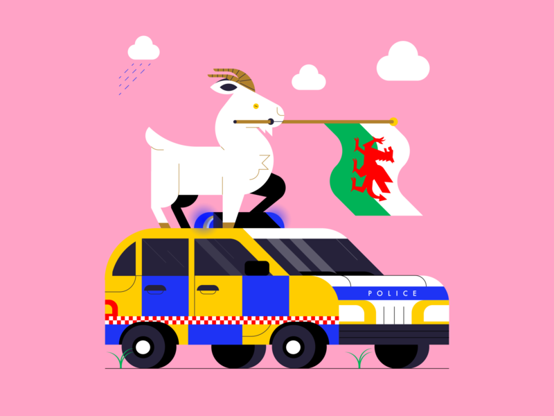 The Welsh Goats