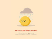 Websitedown fruit dribbble 01