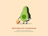 Websitedown fruit dribbble 02