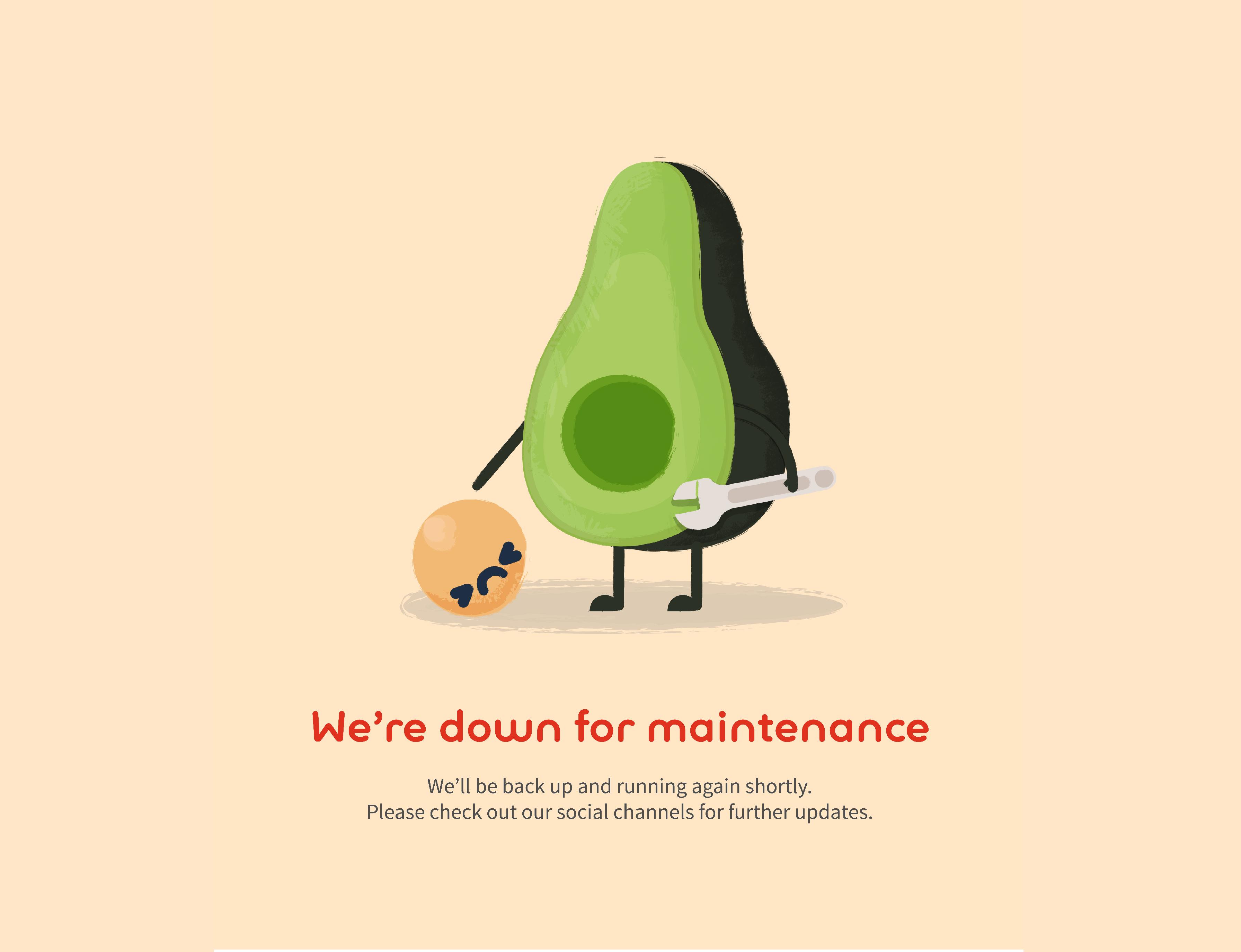Websitedown fruit dribbble 02