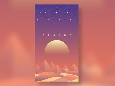 Sphere ◉ - Desert product designer design branding illustration designer graphic interface ios berlin ui ux