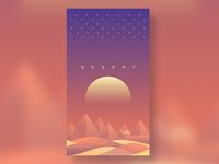 Sphere ◉ - Desert