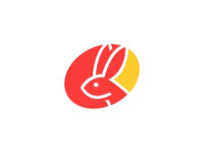 RunRunner branding logo logotype identity berlin brand designer graphic rabbit sign corporate rebranding