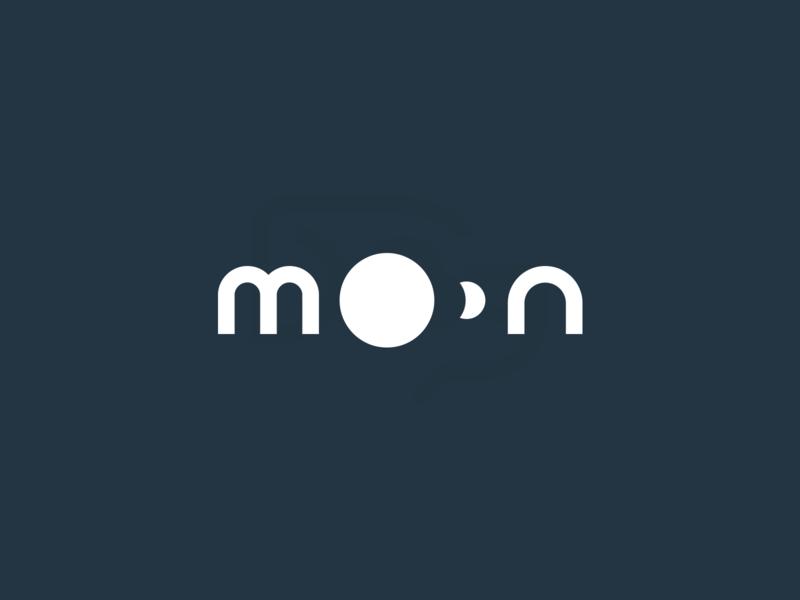moon app icon typography logo designer logo design ux ui germany rebranding sign corporate berlin graphic design brand logotype identity logo designer branding
