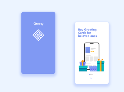 Greeting Card App