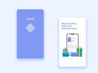 Greeting Card App