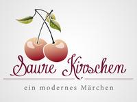 Film-Logo: Saure Kirschen