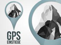 GPS Einstiege Logo