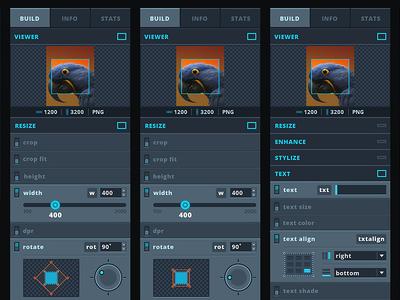 Image Editor Controls ui controls