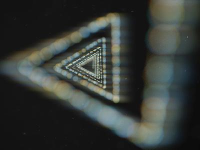 Triangle loop 3d c4d mograph