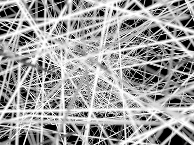 Abstract web 3d c4d particles abstract