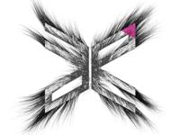 Public Functionary logo experiments