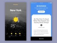 Newsify - News App Template