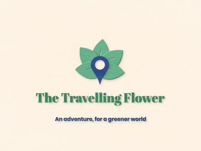 The traveling flower 🌹 design charachter animation flowers flower animation video explainer motion motion graphics graphic design animation