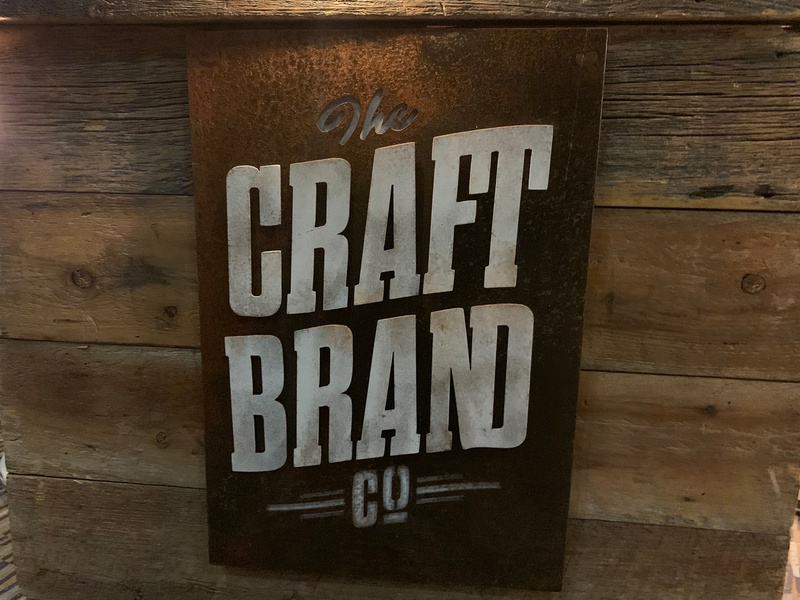 Craft Brand Co vector logotype logo logo design