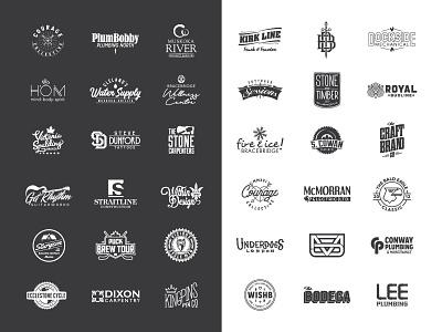Logo Collection branding corporate identity logos logotype logodesign logo
