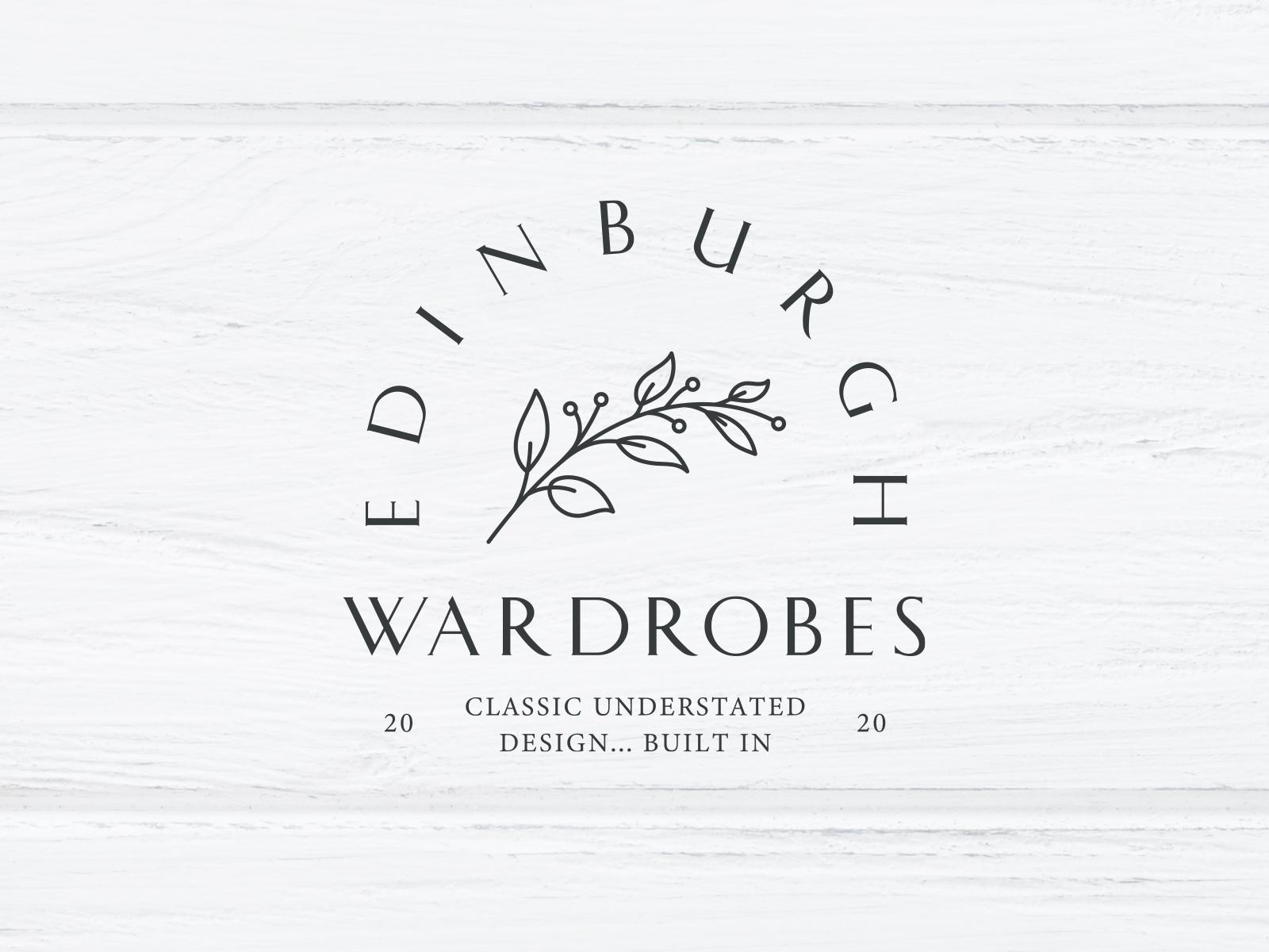 Edinburgh Wardrobes by Crusoe Design Co. on Dribbble