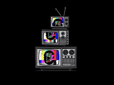 Bad Signal design logo vector illustration
