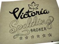 Victoria Spalding