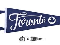 Toronto Pennant