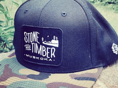 Stone And Timber