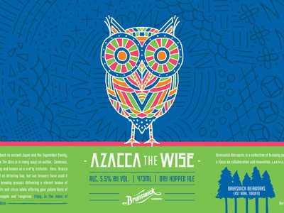 Brunswick Bierworks - Azacca The Wise