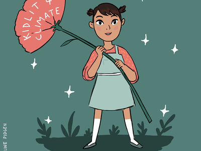 #KidLit4Climate character design childrens illustration kid lit digital art illustration