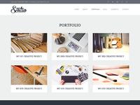 Sentio Pro - clean, light WordPress theme