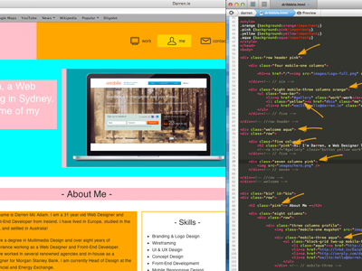 Frontend Dev Process pixel perfect tip workflow process code front end dev front end html css