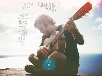 Jack Johnson website jack johnson music website landing page universal music australia