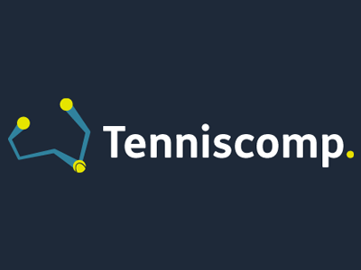 Tenniscomp logo logo tennis competition league australia tennis ball tennis logo australia logo sports logo coming soon tenniscomp