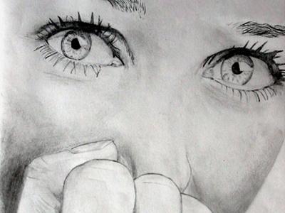The Debut drawing debut sketching