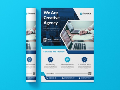 Creative Flyer Design branding design business creative design corporate flyer flyer template flyer design flyers