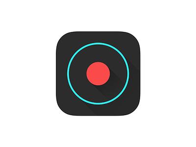 TimeCrowd black icon app ios timecrowd