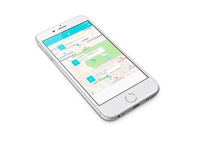 Map memo app
