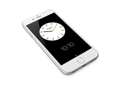 Clock Learning App for Kids.