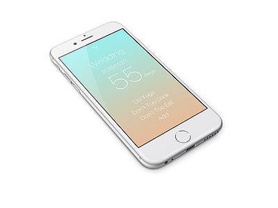 future - life event countdown app -