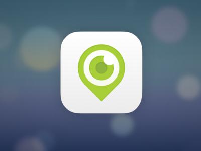 TouristEye iPhone App Icon