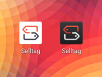 App icon — Selltag for Android