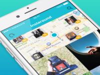 Instaround App