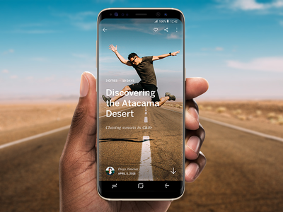 Trips by Lonely Planet - Android App travel app photography trips samsung material design mobile travel android app lonely planet