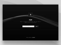 Angle – Empty Landing Page