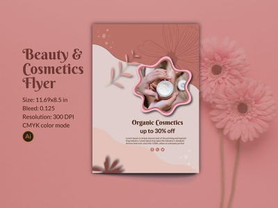 Beauty & Cosmetics Flyer Design advertising cosmetics business flyer cosmetics business flyer makeup hair care business promotion skin care beauty care flyer branding flyer example personal branding branding flyer cosmetics product flyer organic cosmetics flyer cosmetics flyer shop cosmetics flyer sample